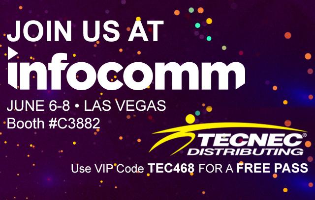 Tecnec-InfoComm-2018-Banner