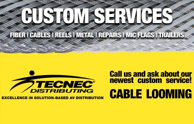 TecNec Custom Shop