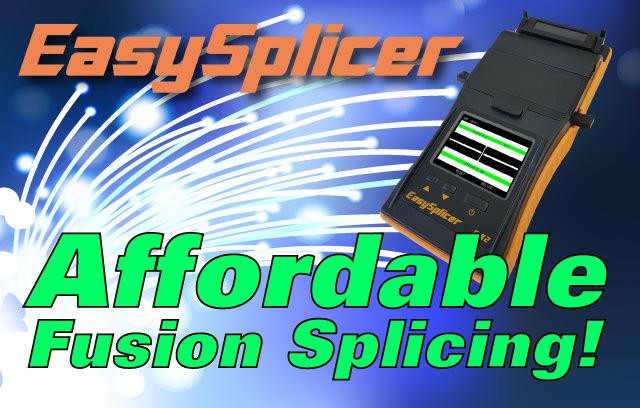 The EasySplicer Fusion Splicer