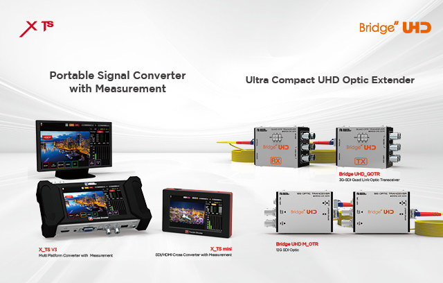 new uhd solutions from digital forecast