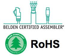 Belden Certified Assembler - RoHS