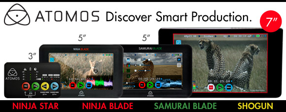 Atomos Product Family