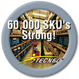 60,000 SKUs Strong!