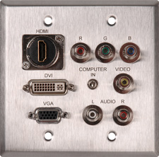 Custom Wallplate 2