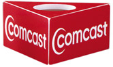 Comcast Mic Flag