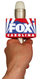 Fox Carolina Mic Flag
