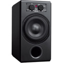 Adam Professional Audio SUB7 Subwoofer 7 Inch 210 Watt with Wireless Remote - Black