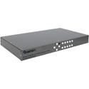 Gefen EXT-UHD600A-MVSL-41 4K Ultra HD 600 MHz 4x1 Multiview Seamless Switcher w/ Audio De-Embedder