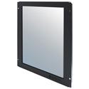 Recortec RMM-409N4L 19 Inch TFT 8U Rack Mount Monitor with Lexan Screen Protector - Black