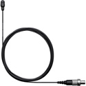 Shure TL45B/O-LEMO TwinPlex™ TL45 Subminiature Omni Lavalier Microphone with LEMO Connector - Black