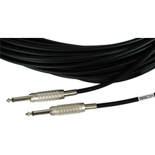 Belden Star-Quad Audio Cable 1/4in TS Male to Male 25FT
