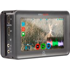 Atomos Ninja Blade Camera-Mount Recorder/Waveform Monitor/Deck for HDMI Cameras