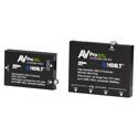 AVPro Edge AC-EXUSB-2-KIT USB 2.0 Point to Point Extender Kit over CAT5e - 480mbps - up to 328 Feet/100 Meters