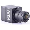 AIDA Imaging UHD-100A Micro UHD HDMI EFP Camera with TRS Stereo Audio Input