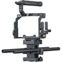 ikan STR-A7III STRATUS Complete Cage for Sony a7 III Series Cameras