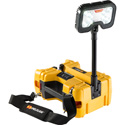Pelican 9480 Rechargeable 4000 Lumens LED Remote Area Light - Yellow