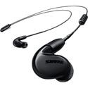 Shure SE846-K-BT2 Sound Isolating Earphones - Bluetooth 5 Wireless - 3.5mm Remote plus Mic - Black