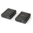 StarTech USB2002EXT2NA 2 Port USB 2.0 Extender Hub over Cat5e/Cat6 Cable (RJ45) - 330Foot/100m